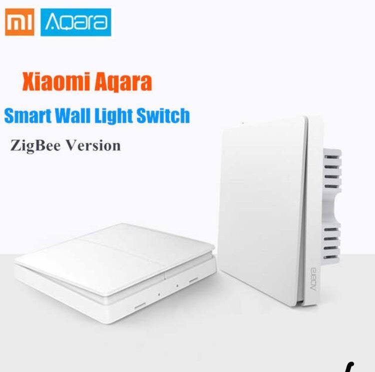 Xiaomi Aqara Interruptor Luz INTELIGENTE