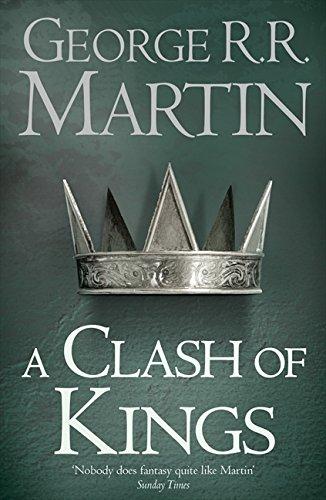 Canción de hielo y fuego - Choque de reyes (inglés)