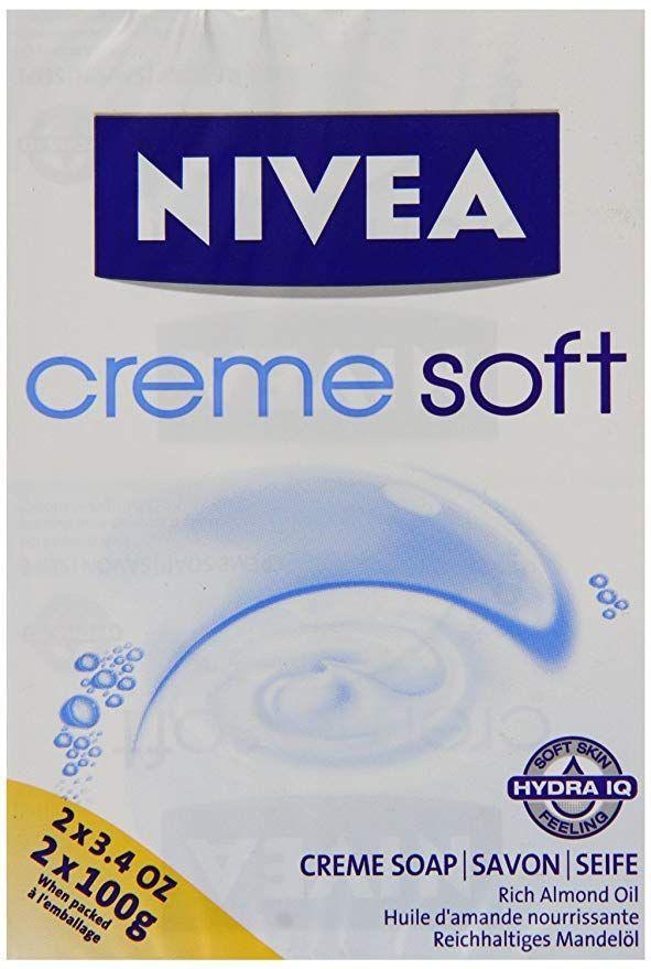 12 (o 24????) Pastillas de jabón Nivea (embalaje roto )