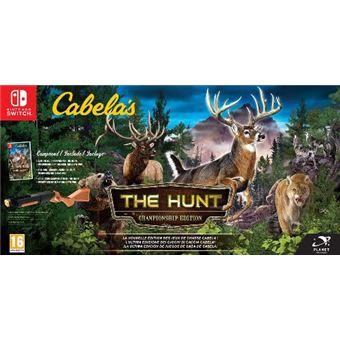 Cabela's The Hunt - Championship Edition - Bundle - Nintendo Switch
