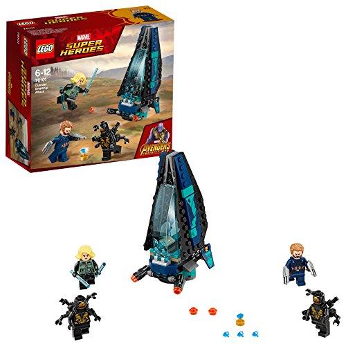 Lego Marvel playset Avengers solo 7.5€