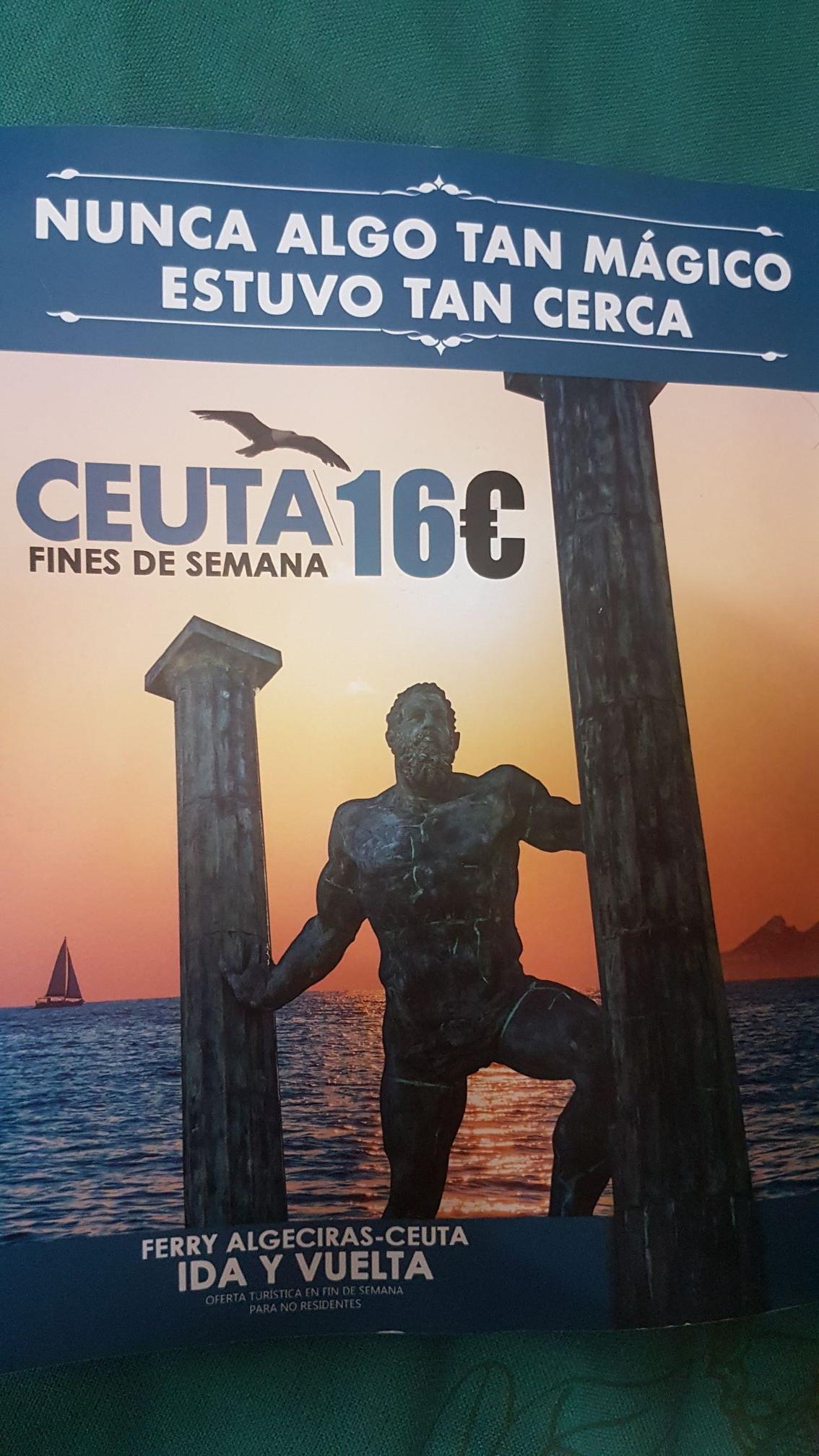 Ferry Algeciras-Ceuta