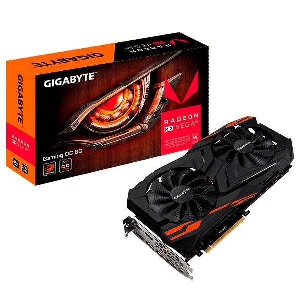 GIGABYTE Radeon RX VEGA 64 8GB Gaming OC