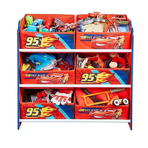 Estanteria para juguetes de Cars por solo 42€