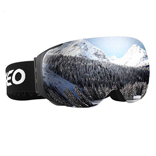 Gafas de esquí reflectantes