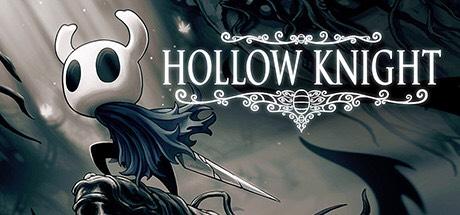 Hollow knight al 40% en Steam