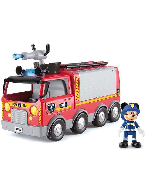 Camión de bomberos Mickey por 10€ (Kiabi): mínimo histórico