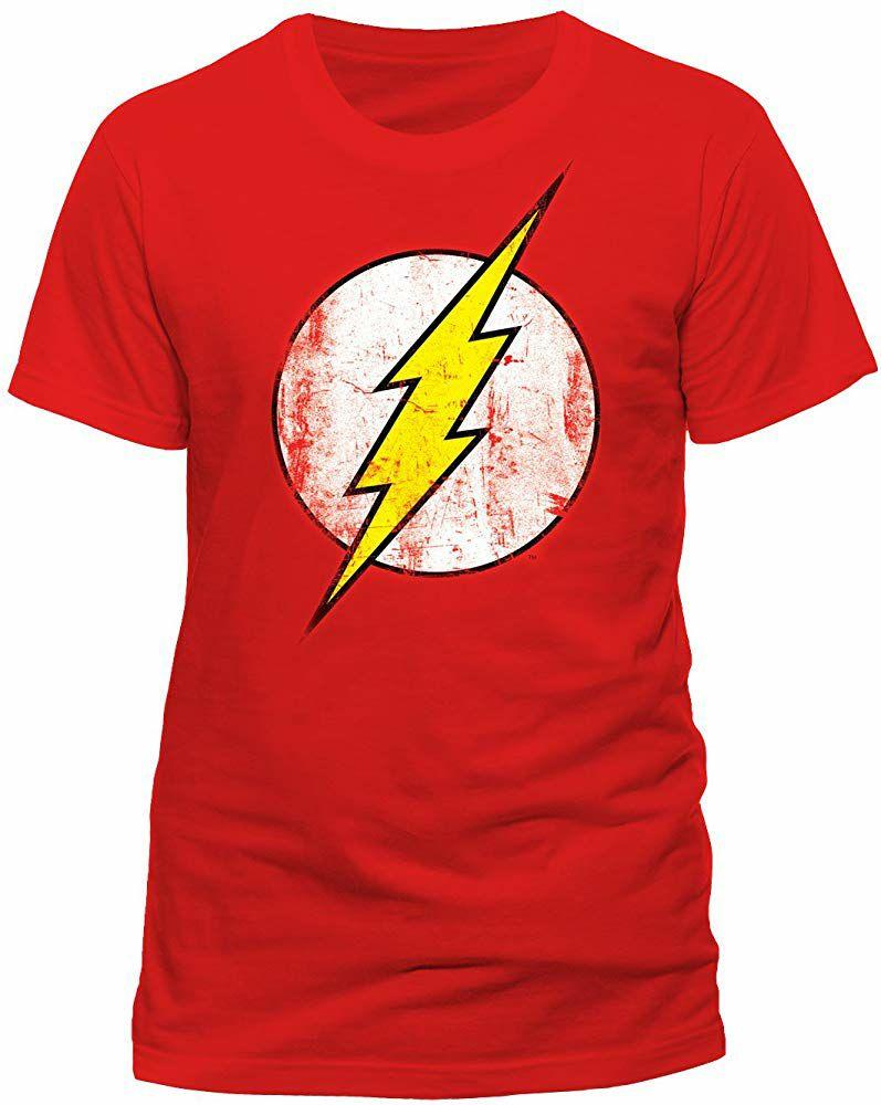 Camiseta DC Flash talla M