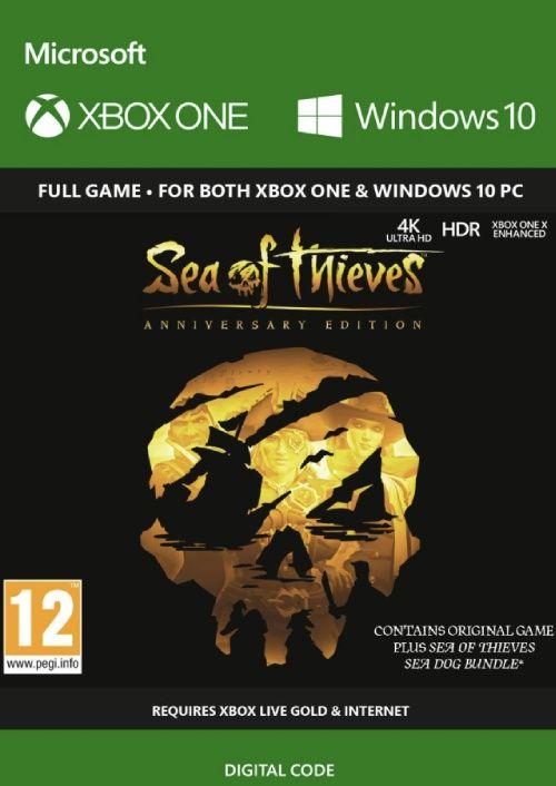 Sea Of Thieves Aniversary Edition PC XBOX ONE