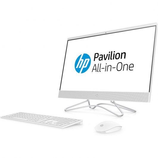 """HP AIO 24-F1000NS AMD Ryzen 3 3200U / 8GB / 256GB SSD NVMe / 23.8"""" IPS FullHD / WIFI AC / BT 4.2"""