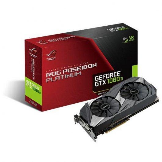 Asus GeForce ROG Poseidon GTX 1080Ti 11GB GDDR5X -Reaco