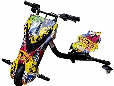 Triciclo Oviboard de Drift