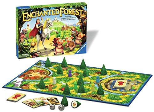 El Bosque Encantado (Juego de Mesa)