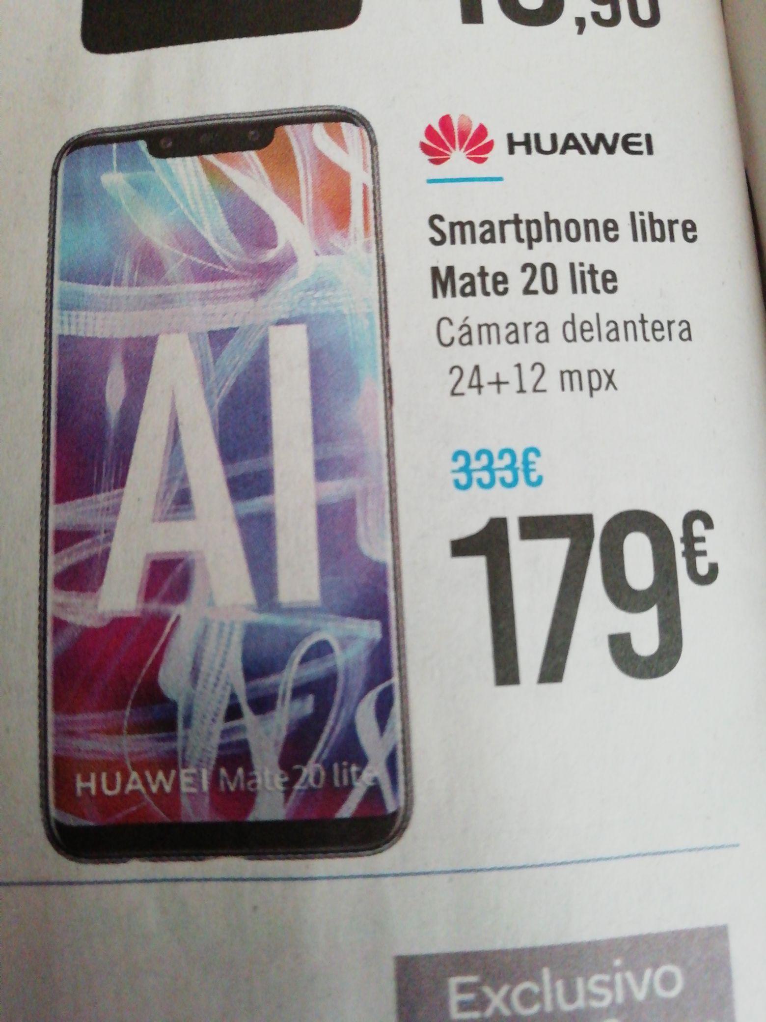 Huawei Mate 20 Lite *SOLO CANARIAS*