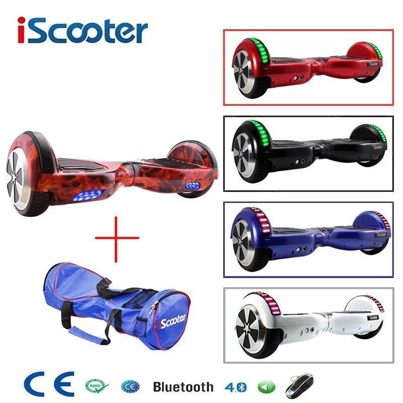 Hoverboard dos ruedas 500W