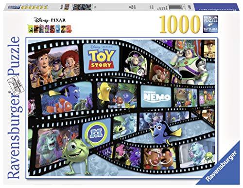 Puzzle 1000 piezas Disney-Pixar solo 5,71€ envío prime
