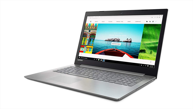 "Lenovo Ideapad 320-15IAP - 15.6"" HD N3350 Dual Core 4GB de RAM HDD de 500GB - Reacondicionado"