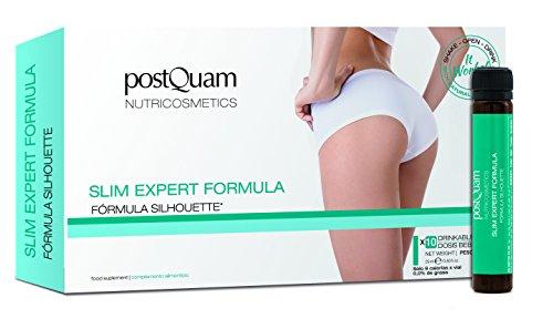 Postquam Slim Expert Formula Silhouete Tratamiento Corporal - 10 Unidades