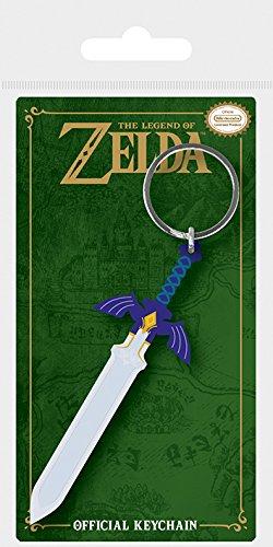Llavero espada the legend of zelda (producto plus)