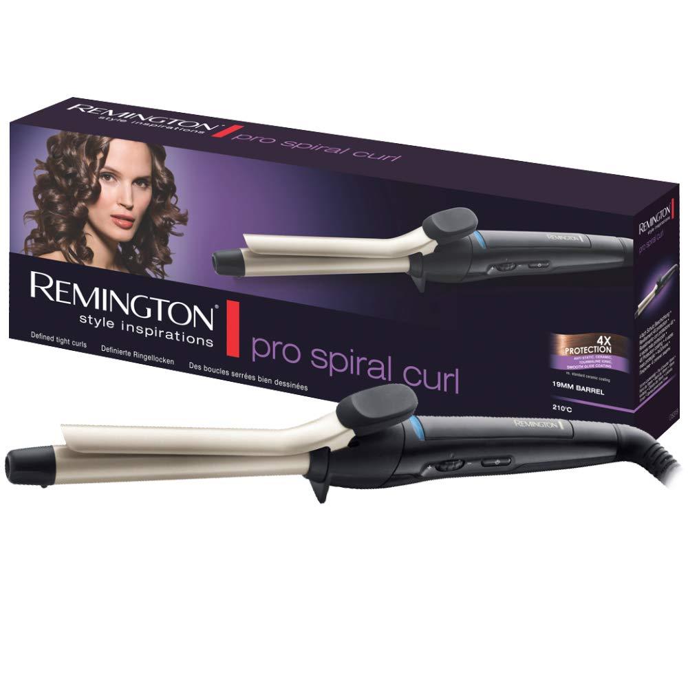 Remington Ci5319 Pro Spiral Curl - Moldeador de pelo