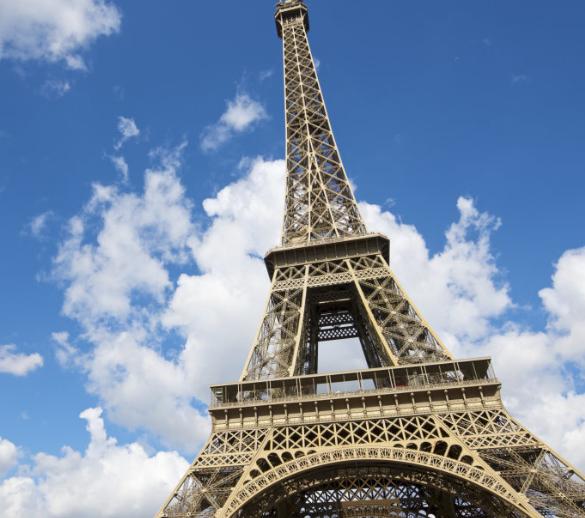 Vuelos a París desde 38€