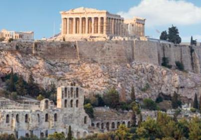 Atenas desde 153€/p= hotel 4* con desayuno y vuelos directos