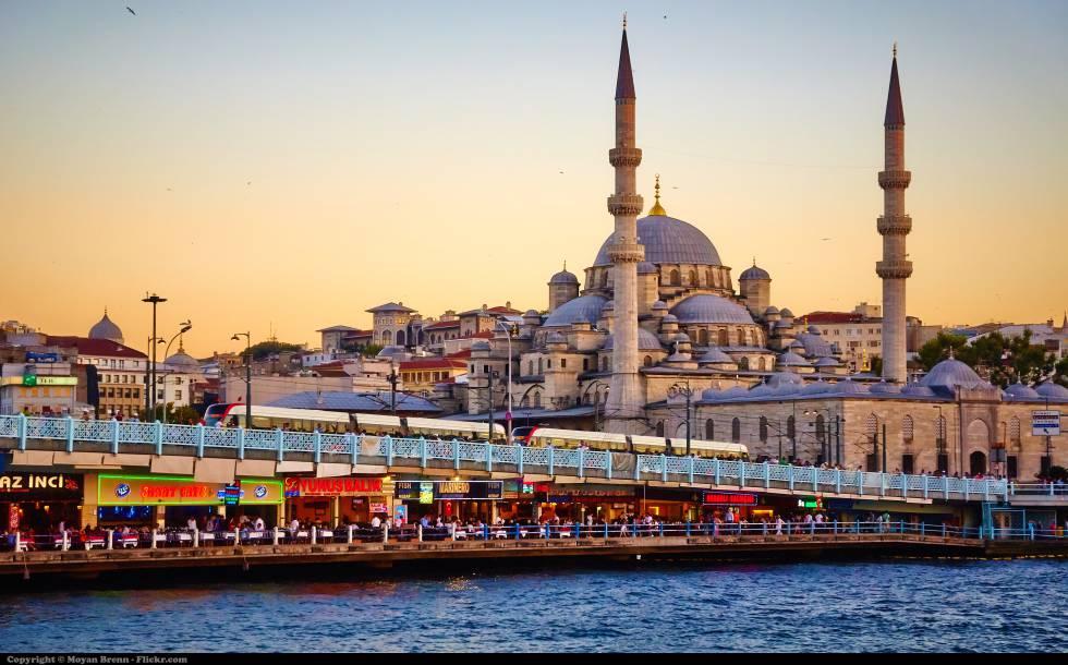 Viaje a Estambul - Vuelos + 4 noches en hotel 5 estrellas