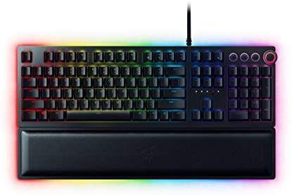 Razer Huntsman Elite - Teclado mecánico RGB