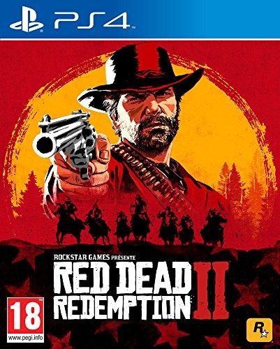 Red Dead Redemption PS4 (Amazon.fr) + Gastos de envío no incluidos