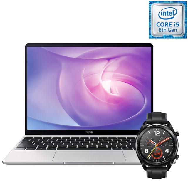 Huawei MateBook 13 53010-FXW, + reloj