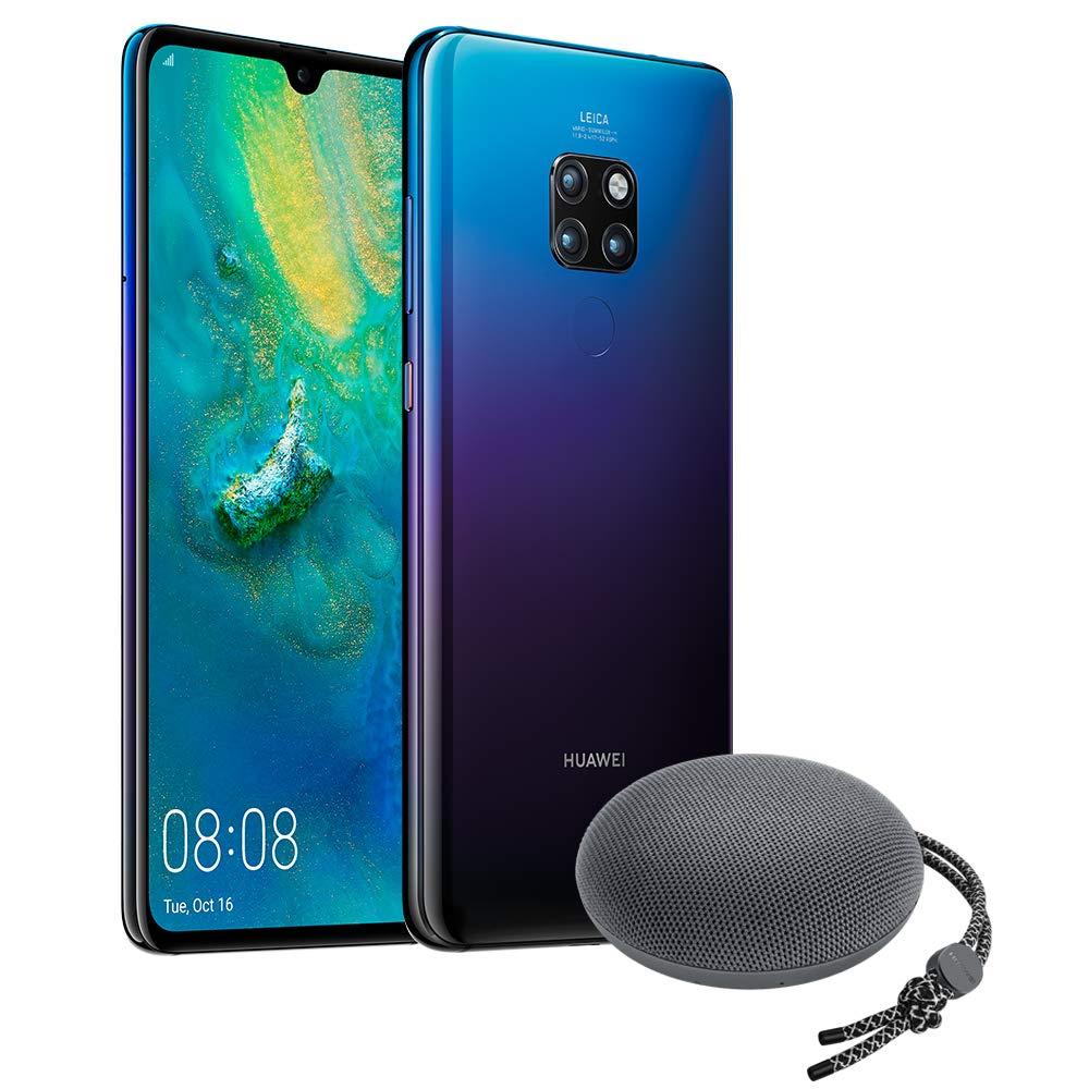 Huawei Mate 20 + altavoz bluetooth por 363€