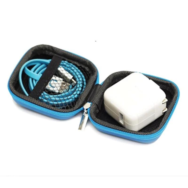 Estuche protector Zipper para auriculares, cargadores, cables usb...