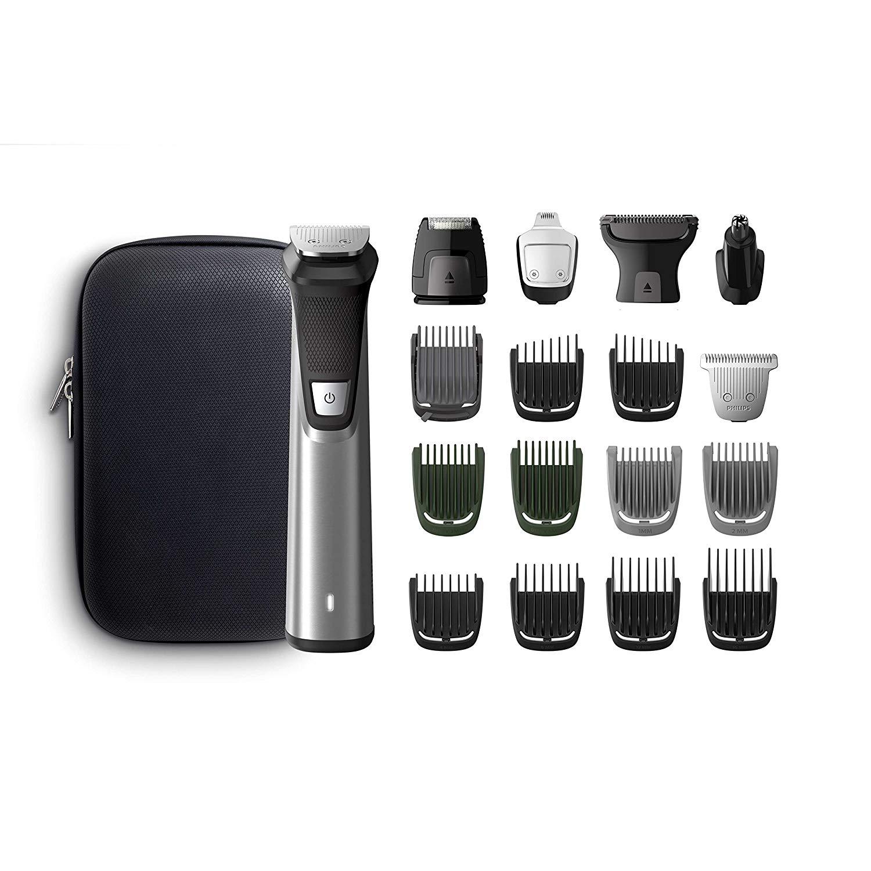 Recortadora afeitadora / todo en 1 - 18 accesorios - Mínimo historico