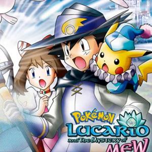 Gratis en PokemonTV:  Lucario y el misterio de Mew