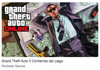 Twitch Prime Grand Theft Auto Online: Contenido del juego