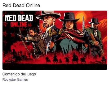 Twitch Prime: Red Dead Online Contenido del juego