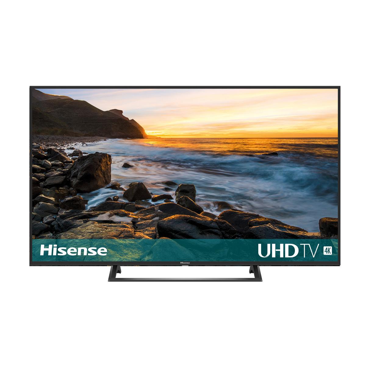 Hisense 50B7300 4K HDR Smart TV  Direct LED con panel de 8 bits