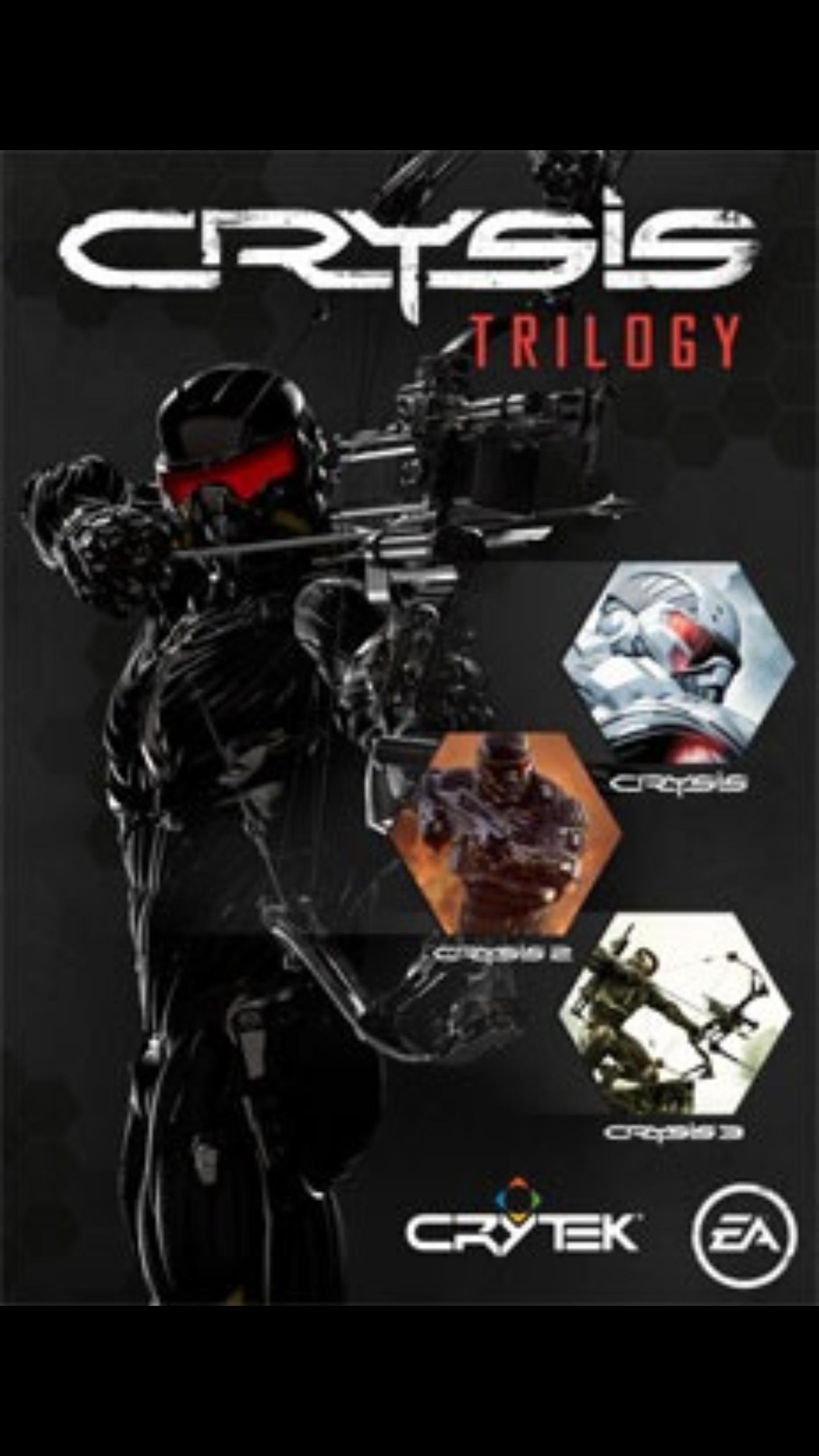 Trilogía Crysis®