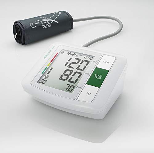 Medisana medidor brazo de presión arterial