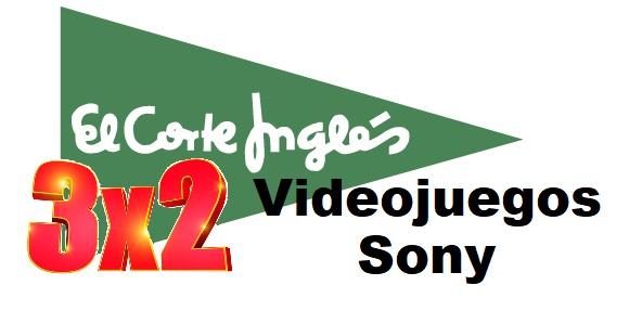 3x2 en Videojuegos - Hits PS4