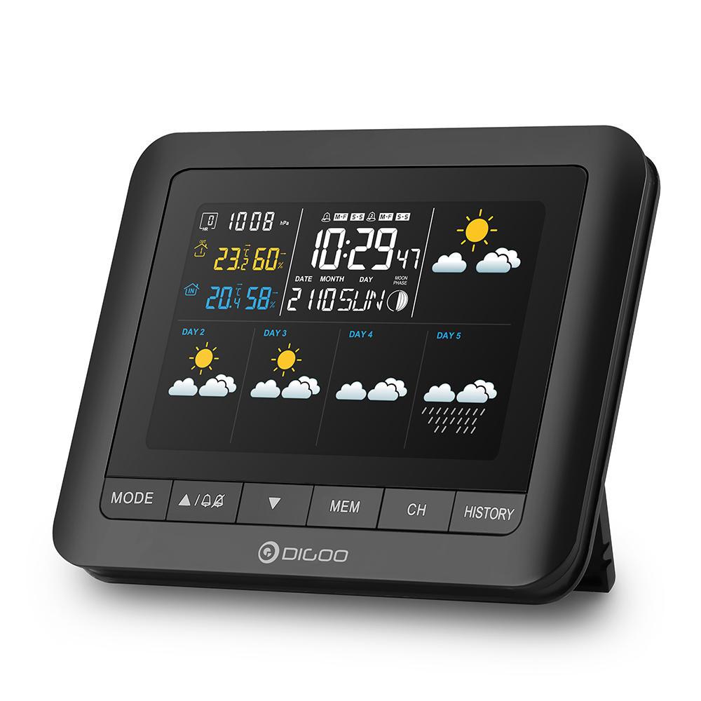 Digoo DG-TH8805 - Estación meteorológica inalambrica