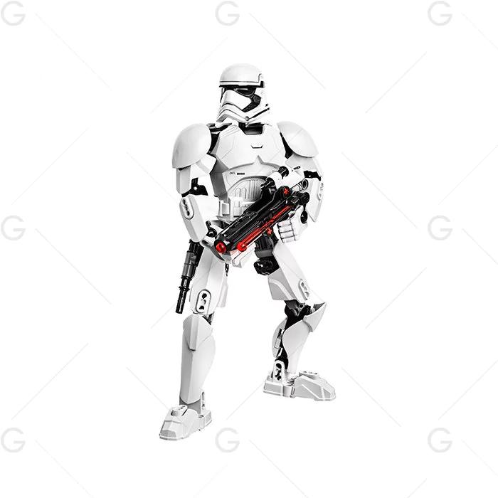 Figura 3D Soldado Imperial (Star Wars) 23,5 cm.