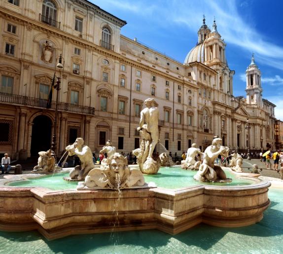 4 días en Roma 192€/p=alojamiento + 3 desayunos + vuelos + entradas