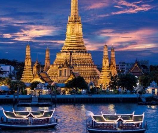 Vuelos a Tailandia desde 371€