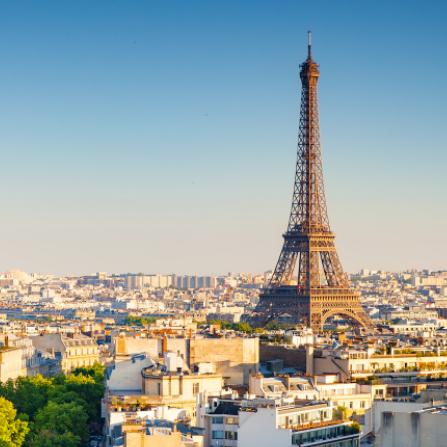 Hotel 4e París con desayuno solo 20€