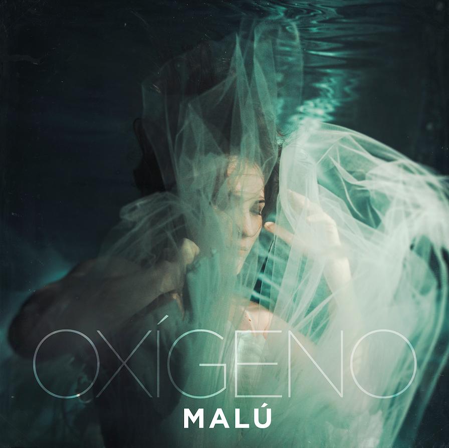 Disco Música Malú «Oxígeno»
