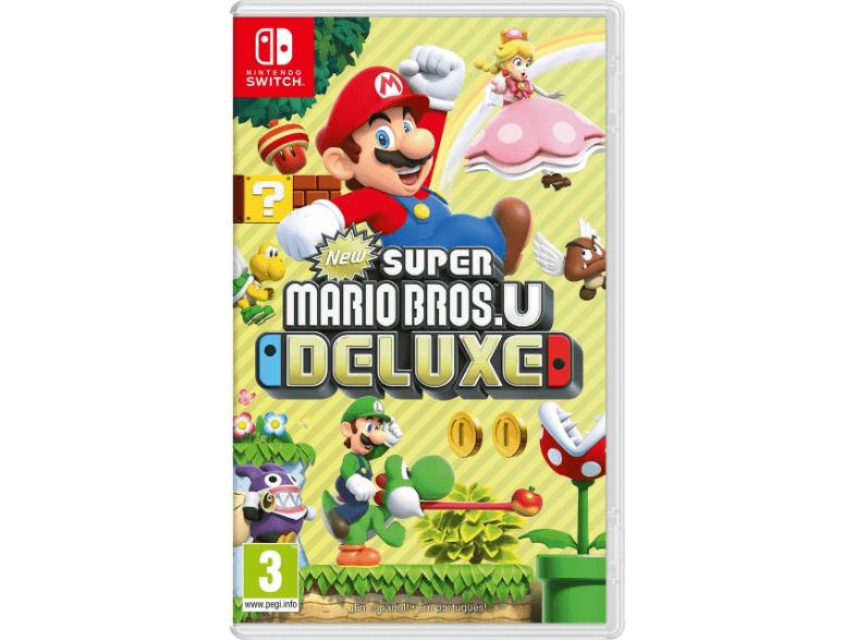 Super Mario Bros. U Deluxe para Nintendo Switch