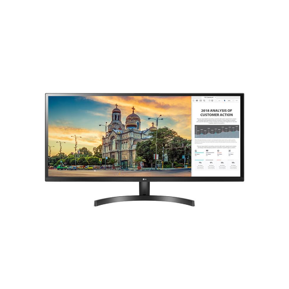 Monitor Led Ips Lg 21:9 34kw500 2560 X 1080 5ms Hdmi