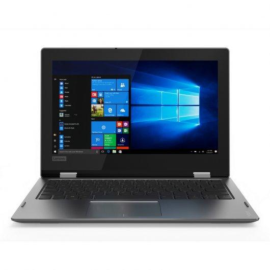 "Lenovo Yoga 330-11IGM Intel Celeron N4000/4GB/128GB eMMC/11.6"" Táctil"