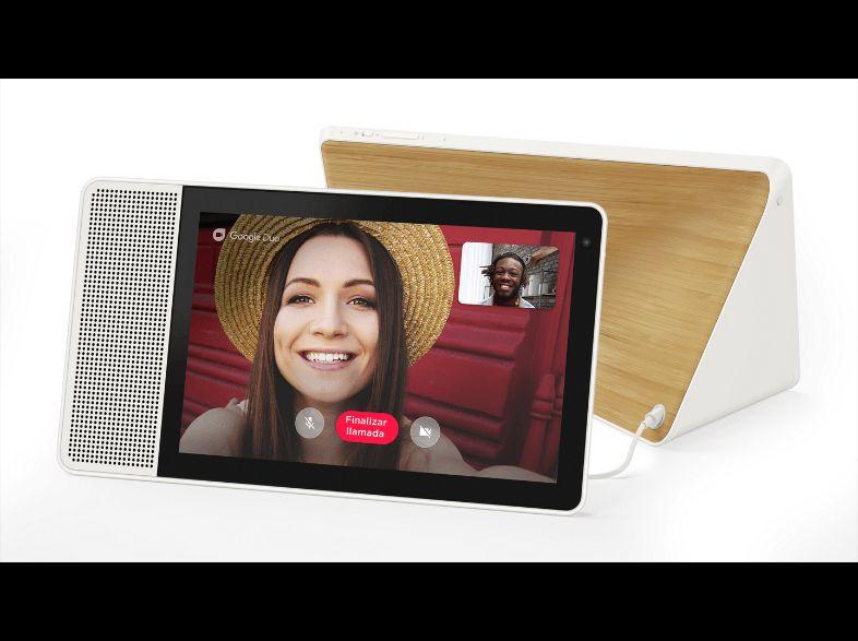 Lenovo Smart Display 10 + bombilla Xiaomi de regalo